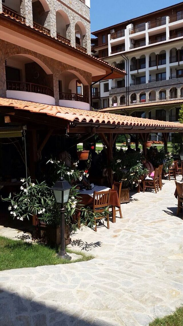 Olymp Aparthotel - Food and dining