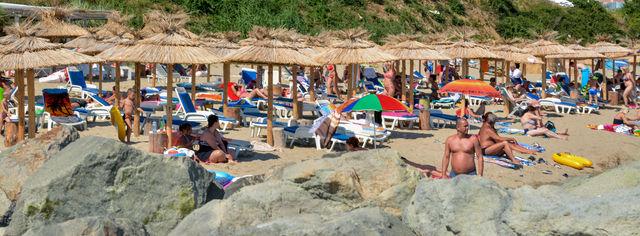 Olymp Aparthotel - Beach