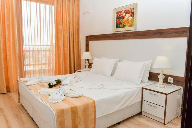 Olymp Aparthotel - 1-bedroom apartment deluxe
